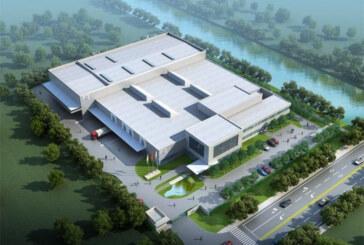Stüken plant Verdopplung der Produktionsfläche in Shanghai (China)