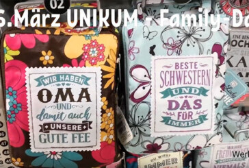 Gewinnspiel, Kaffee, Kuchen, Malwettbewerb: Family-Day und Hausmesse bei Unikum Rinteln