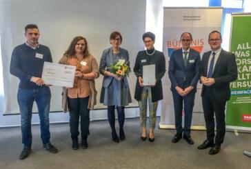 BBS Rinteln erhält Auszeichnung von Kultusminister Grant Hendrik Tonne