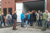 Rekordbeteiligung bei Frühjahrsputz im Kirschendorf