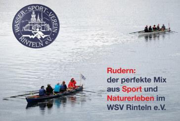 Wassersportverein startet Ruderkurs für Einsteiger
