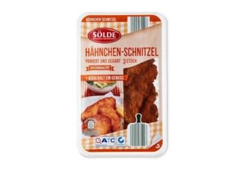 Glassplitter-Gefahr auch in Rinteln: ALDI ruft Hähnchenschnitzel zurück