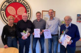 70 Jahre Mitglied beim Tennisverein Rot-Weiß Rinteln