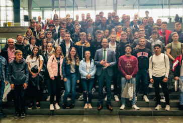 BBS-Schüler besuchen Beermann