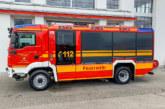 Neues Einsatzfahrzeug für Feuerwehr Unter der Schaumburg