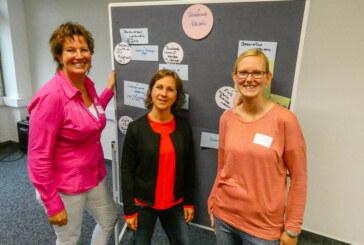 Zweites Treffen zum Thema Frauennetzwerke: Die Gespräche wachsen