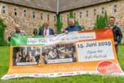 22. Irish-Folk Festival im Kloster Möllenbeck