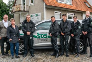 Besuch aus Frankreich bei Rintelner Sicherheitsunternehmen SDS