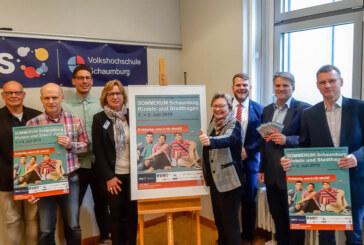 Entdecke, was in Dir steckt! Sommeruni Schaumburg Rinteln und Stadthagen am 1. und 2. Juli 2019