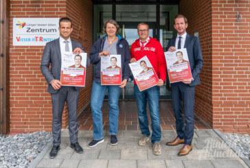 Sportabzeichen-Saisonstart, Sportfest und Weltmeister Lars Riedel beim Weser-Fit-Rinteln