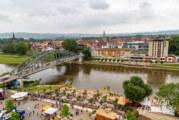 Tauffest an der Weser