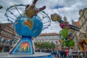 Start frei für vier tolle Jahrmarkttage: Rintelner Maimesse 2019 offiziell eröffnet