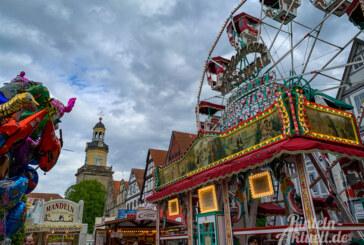 Rintelner Mai-Messe 2021 abgesagt