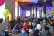"""180 Teilnehmer bei """"Konfi-CONvention 2019"""" in Möllenbeck"""