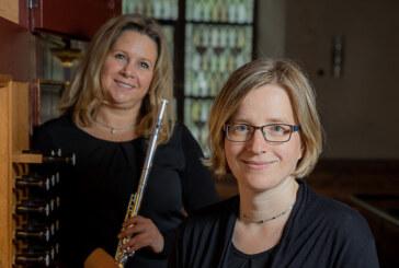 Pfingstsonntag in der Nikolai-Kirche: Konzert für Flöte und Orgel