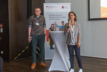 "Rintelner Projekt #JugendKomm schnuppert ""Berliner Luft"""