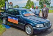 Oldtimertreffen am Doktorsee: Lose kaufen, Kinderschutzbund unterstützen und Mercedes Youngtimer gewinnen