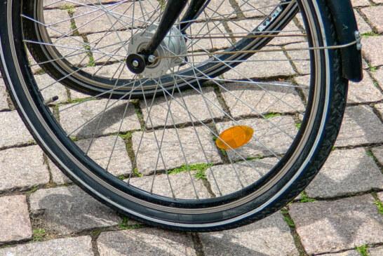 Fahrrad-Codierung bei der Polizei Rinteln