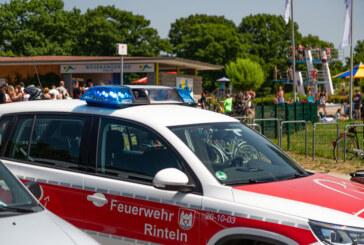 Rinteln: Feuerwehr eilt zu Einsatz ins Freibad