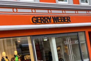Rinteln: Aus für Gerry Weber Filiale in der Weserstraße