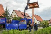 """""""Neelhofsiedlung 46"""" wird neues Zuhause für Schwalben"""