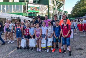 Rot-Weiß Rinteln: Tenniskids von Rasenturnier in Halle begeistert