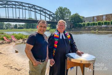 (Video) 4. Tauffest an der Weser