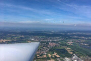 Runde 7 der 1. Segelflug-Bundesliga: Rintelner Piloten fliegen auf 3. Platz
