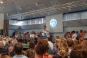 Silixen: Großer Andrang bei Bürgerversammlung zu 240-Meter-Windrädern