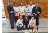 """Rintelner Budo-SV-Mitglieder bei 9. Deutschen """"Fair Fight"""" Meisterschaft in NRW erfolgreich"""