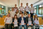 Rinteln: Lebensretter für Feuerwehrleute gewinnt Deutschen Gründerpreis für Schüler