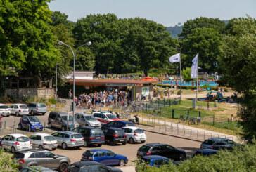 Rintelner Freibadsaison 2019 endet am Freitag, den 13. September