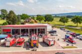 Feuerwehr Unter der Schaumburg feiert Einweihung des neuen Hauptquartiers