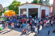 Über 350 Teilnehmer bei Orientierungsmarsch der Kinderfeuerwehren in Exten unterwegs