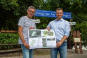 Pläne für Biergarten am Weseranger und Wohnmobilstellplatz vorgestellt