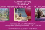 """""""Blicklichter"""": Neue Kunstausstellung im Kloster Möllenbeck"""