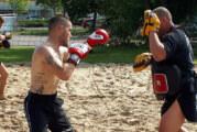 Piergiulio Ruhe im stahlharten Trainingscamp: Rintelner Profiboxer kämpft um seinen ersten Titel