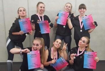 Streetdance-Gruppe der VTR beim Wettbewerb in Osnabrück erfolgreich