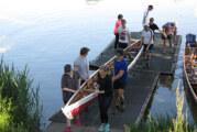 Wassersportverein Rinteln: Motivierte Einsteiger lernen Rudern kennen