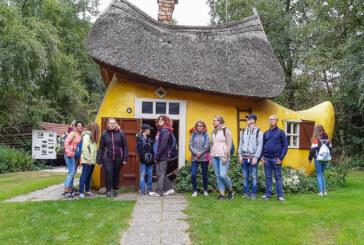 Ferienfreizeit auf Schloss Dankern: Teenager-Gruppe des Kinderschutzbundes unterwegs im Emsland, Friesland und Holland