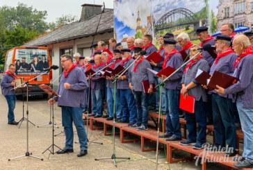 CD statt Live-Gesang: Rintelner Hafenfest fällt wegen Corona aus