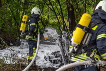 CDU Rinteln will Raumbedarfsermittlung für Bau eines Feuerwehr-Logistikzentrums voranbringen