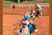 """""""Waldzwerge"""" im Tennisfieber: Kindergarten und Verein kooperieren"""