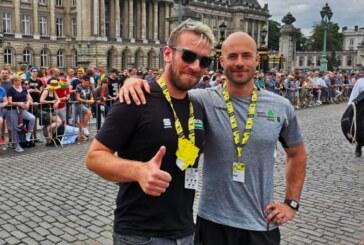 Zwei Weserbergländer bei der Tour de France