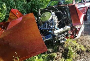 Vier Verletzte bei Verkehrsunfall in Rehren