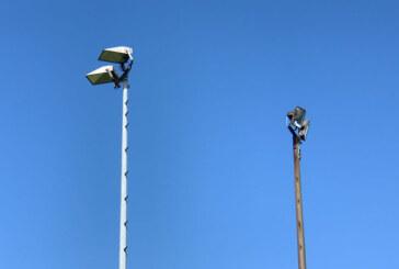 Neues Licht für Sportplätze