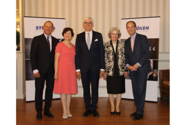 25 Jahre bei Stüken: Dr. Hubert Schmidt feiert Firmenjubiläum