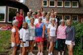 """5. Ladies Day mit """"Goldener Erdbeere"""": Tennisdamen aus Rinteln, Exten, Engern und Eisbergen treffen sich"""