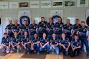Neue Vereinskleidung für Steeldart-Spieler des SV Goldbeck