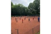 Tennis als Schulfach: Viertklässler aller Grundschulen schnuppern beim Tennisverein Rot-Weiß Rinteln